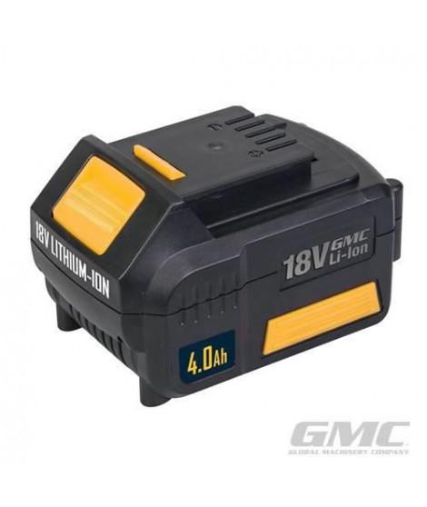 GMC Batterie Li-ion haute capacité 18 V