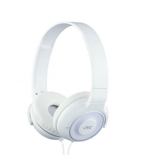 JVC HA-SR225 blanc Casque audio clos
