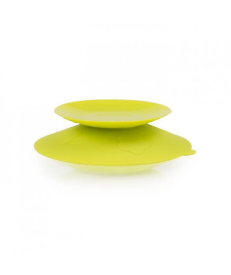 KIDSME Ventouse pour bol - Vert Citron