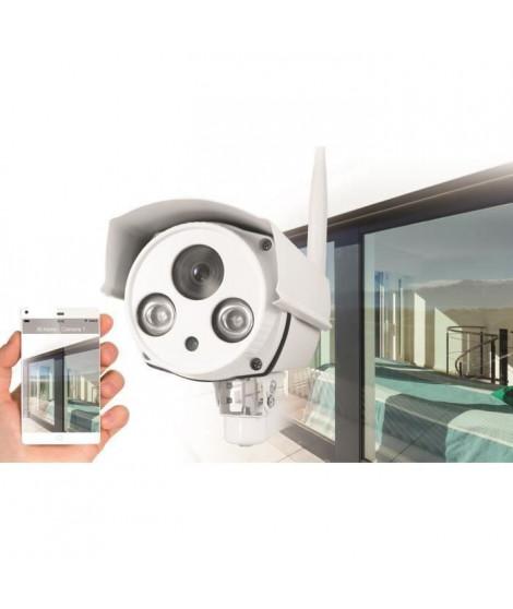 AVIDSEN Caméra de surveillance Visia connectée IP extérieure Wi-fi HD