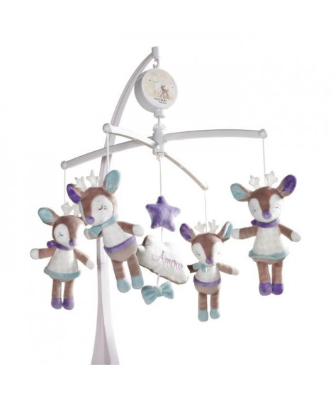 SAUTHON BABY DECO Mobile musical