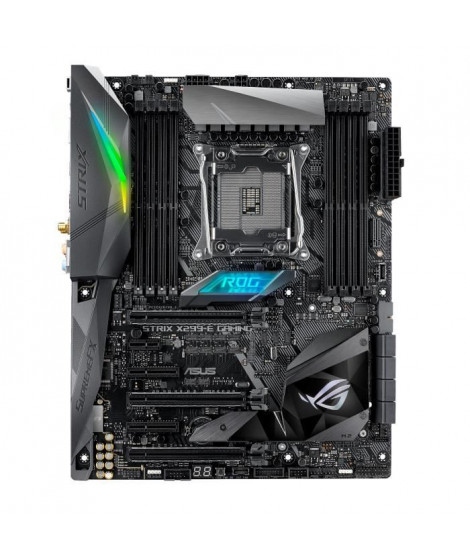 ASUS Carte mere INTEL ROG STRIX X299-E GAMING - Socket 2066 - DDR4 - 3600(OC) Mhz