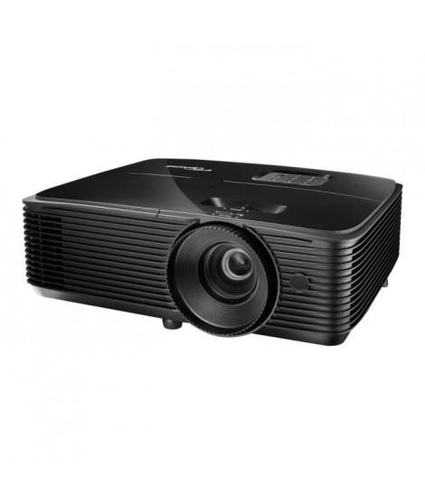 OPTOMA HD143X Vidéoprojecteur Full HD - 3000 ANSI Lumens - Technologie Amazing Colour - 2 X HDMI