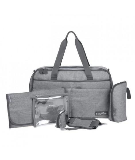 BABYMOOV Sac a Langer Traveller Bag Smokey