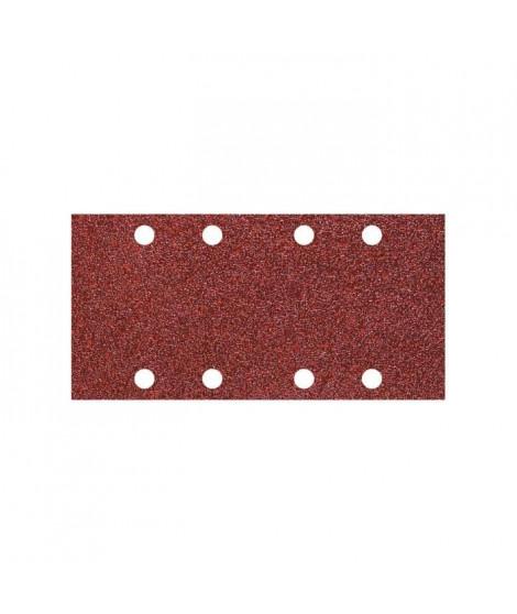 WOLFCRAFT 10 Patins abrasifs Easy-Fix - G 240 - 93 x 185 mm