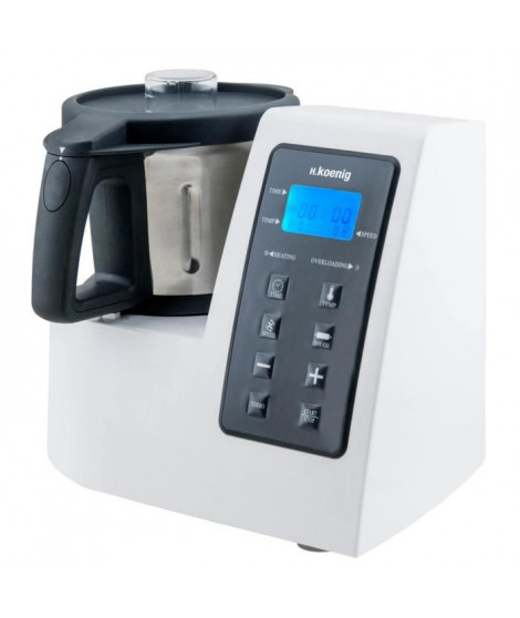 Robot cuiseur multifonction - H.KoeNIG HKM1028