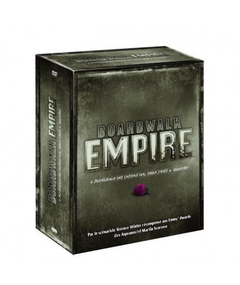DVD BOARDWALK EMPIRE S1-4 /20DVD