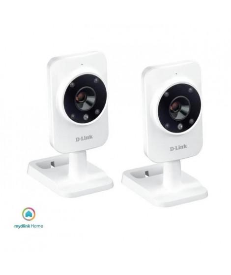 Mydlink Home 2 Caméras de surveillance IP DCS-935L HD WiFi