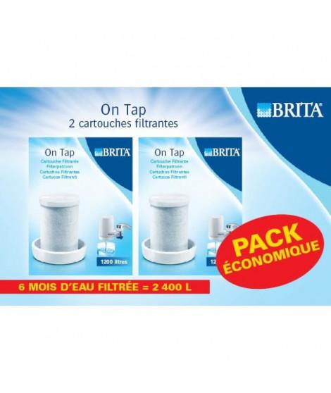 Pack de 2 cartouches pour systeme OnTap