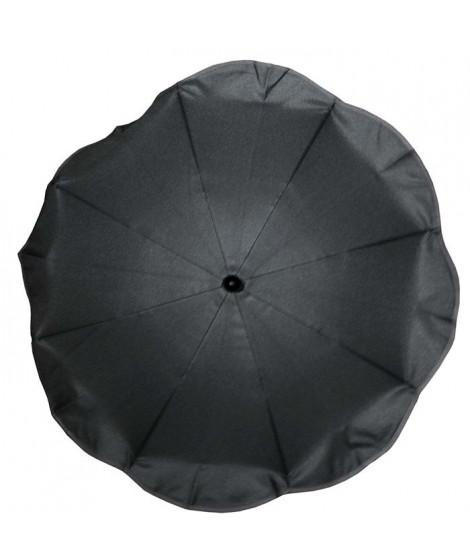 BAMBISOL Ombrelle articulée Noir