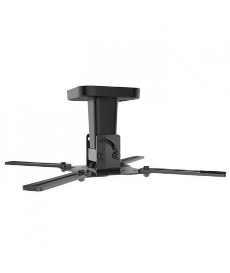 MELICONI PRO-80 Support vidéoprojecteur plafond orientable 360°