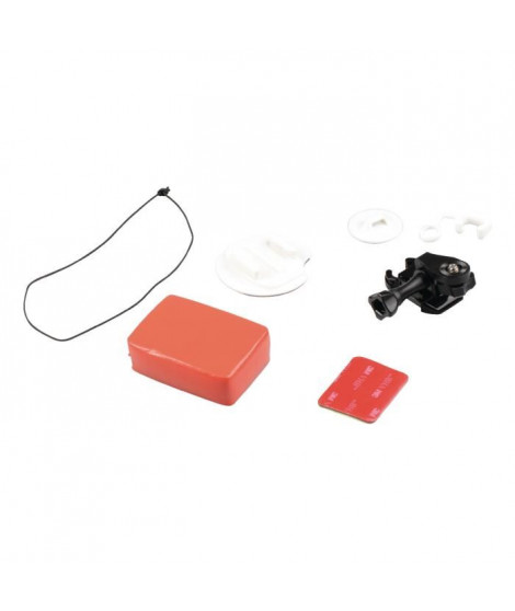 CAMLINK CL-ACMK60 Kit de fixation pour Action Camera Planche de surf