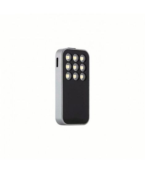 KNOG Flash additionnel pour iPhone 4S/5/5S/5C Noir