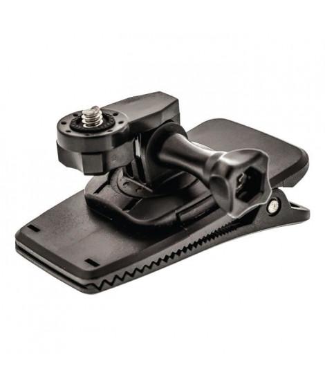 CAMLINK CL-ACMK100 Kit de fixation pour Action Camera Rapide-Clip 360 °