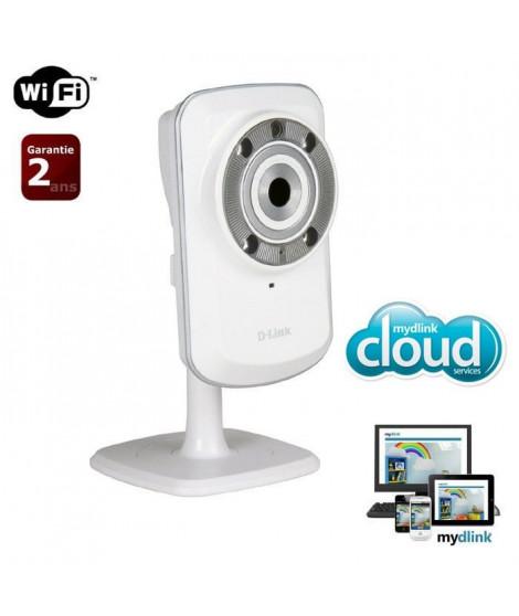 D-Link Caméra sans fil DCS932L voyants infrarou...