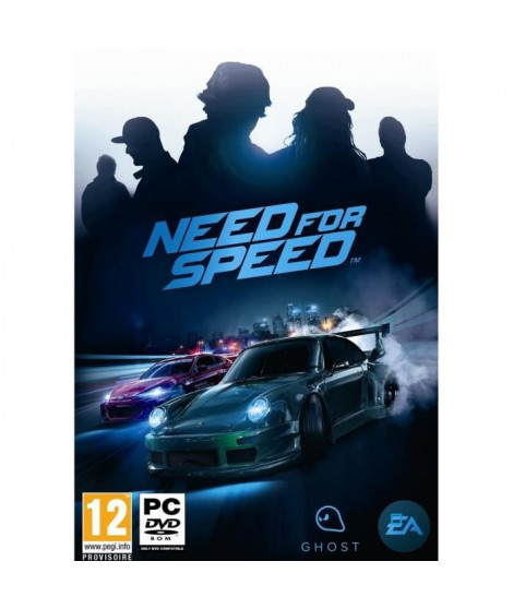 Need For Speed Jeu PC