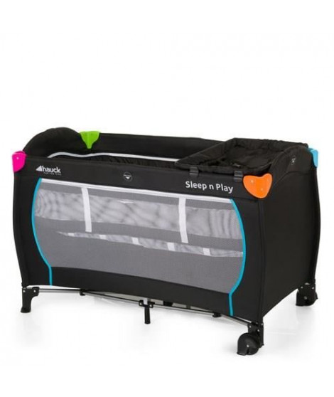 Hauck Lit Parapluie Sleep N Play Center Black