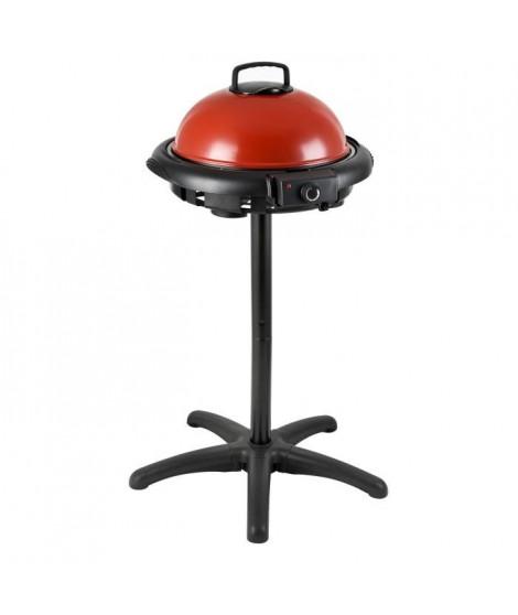 TEAM KALORIK TKG GRB 1003 Barbecure sur pied - Rouge