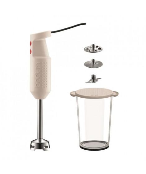 Set Pied mixeur et accessoires - BODUM K11179 Blan