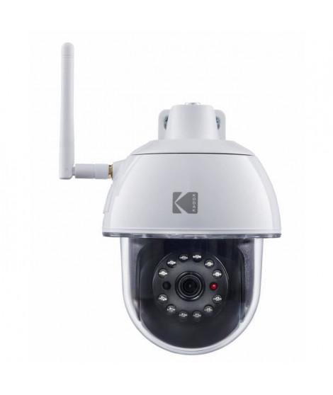 KODAK Security Caméra de surveillance Full HD a usage extérieur IP101WG