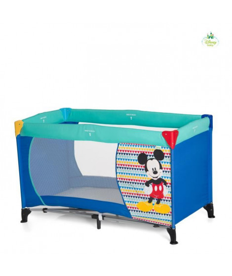 HAUCK Dream N Play Mickey Geo blue