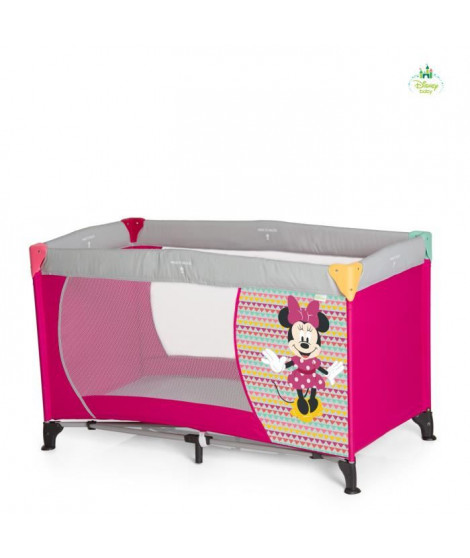 HAUCK Dream N Play Minnie Geo pink