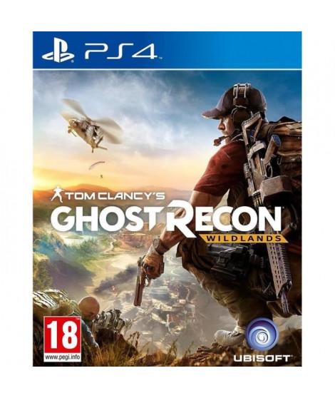 Ghost Recon Wildlands Jeu PS4