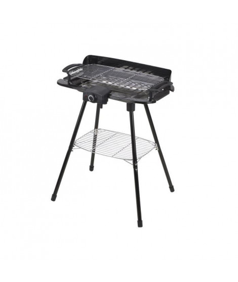 TRISTAR BQ-2820 Barbecue électrique de table et sur pied ? 2000W