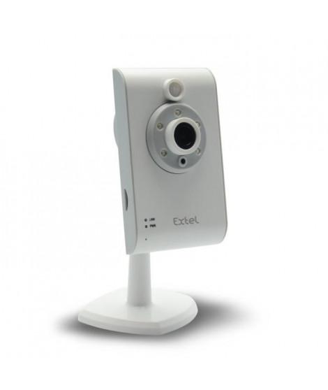 EXTEL Caméra de surveillance O Fix HD IP fixe - Connecté