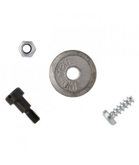 WOLFCRAFT Molette pour coupe-carrelage - Ø 20 mm