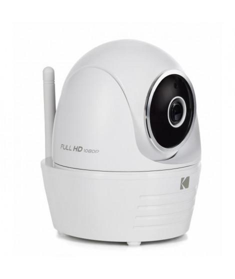 KODAK Security Caméra de surveillance Full HD a usage intérieur IP101WG