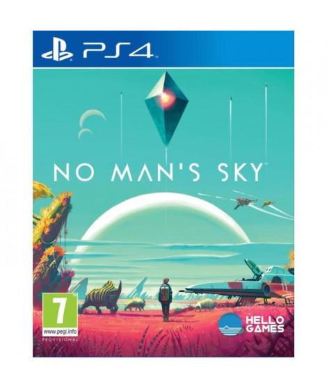 No Man's Sky Jeu PS4