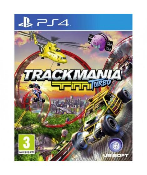 TrackMania Turbo Jeu PS4