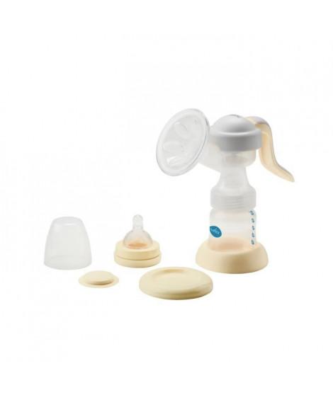 NUVITA Easy Tire-lait manuel poignée ergonomique