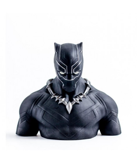 Tirelire Marvel Black Panther Noir