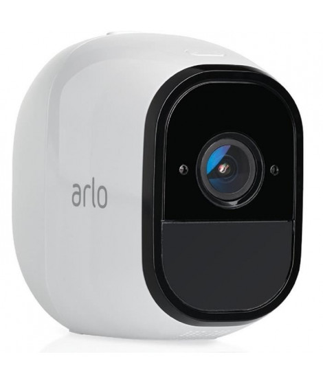 Arlo Pro Caméra additionnelle pour kit Arlo et Arlo pro. Smart caméra grand angle  Intérieure/extérieure alarme intégrée