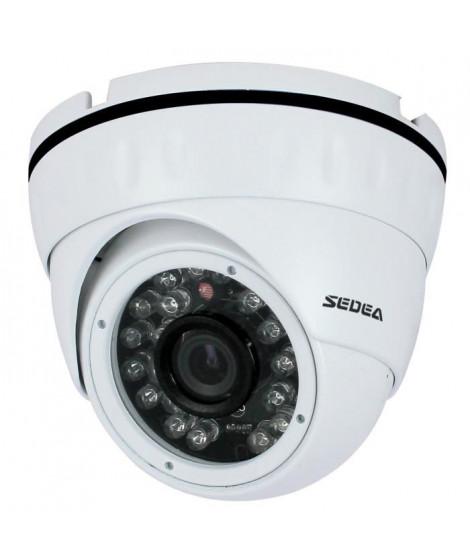 SEDEA Caméra de surveillance dôme intérieur / extérieur HD WiFi