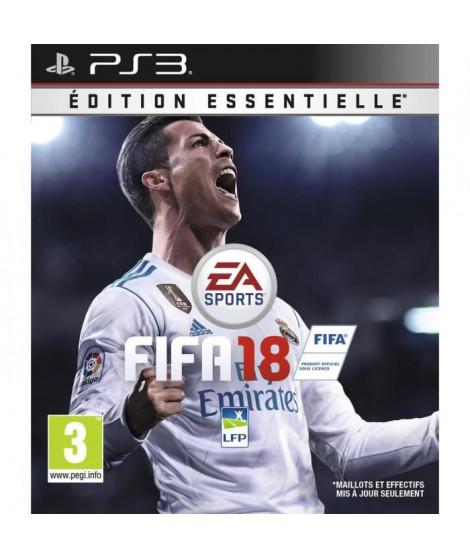 FIFA 18 Edition Essentielle Jeu PS3