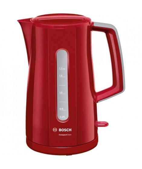 BOSCH Bouilloire TWK3A014 CompactClass rouge