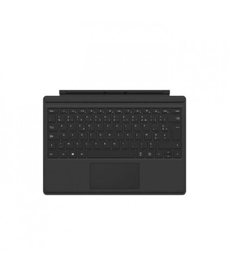 Micrososft Type Cover Surface Pro - Noire