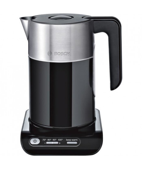 BOSCH Private Collection Bouilloire TWK8613P Noir 1,5 L
