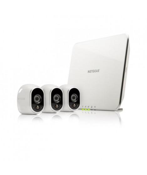 ARLO by NETGEAR Smart Caméra de surveillance connectée VMS3330-100EUS