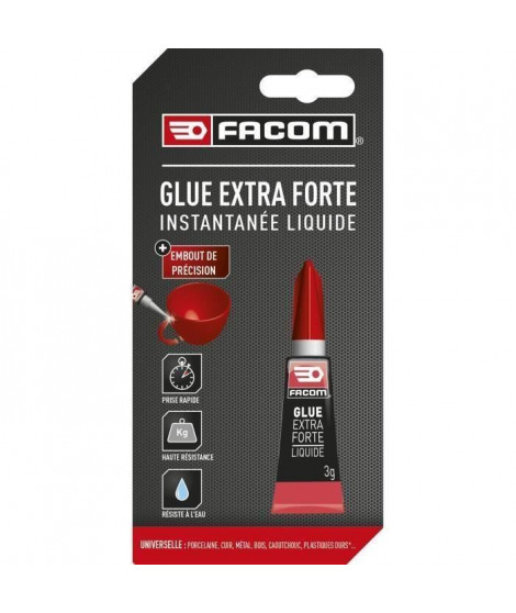 FACOM Colle cyano liquide 3 g
