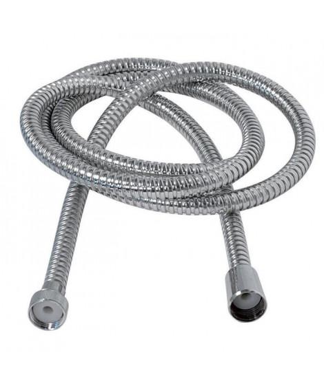 Flexible de douche inox extensible 1,80 a 2,30m