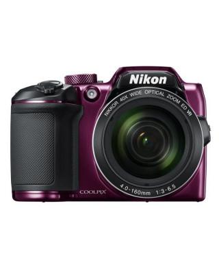NIKON COOLPIX B500 - Appareil photo numérique Bridge - Bluetooth - Violet