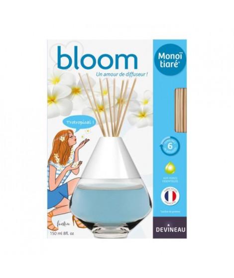 """DEVINEAU Diffuseur de parfum a froid """"Bloom"""" 150ml  Monoi Tiare"""
