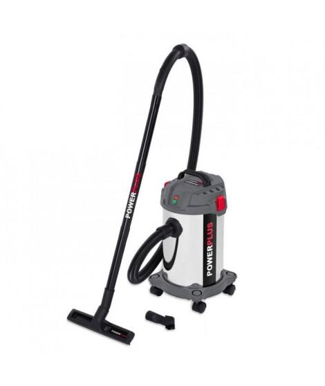 POWERPLUS Aspirateur humide / sec 1000 W 15 L POWE60015 avec accessoires