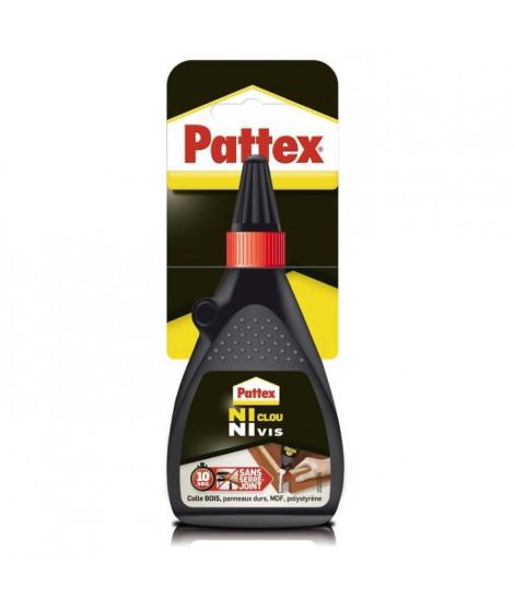 Colle Ni clou ni vis Pattex - Bouteille 100 g