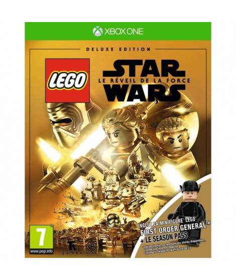 LEGO STAR WARS : Le Réveil de la Force - Deluxe Edition First Order General Jeu XBOX ONE