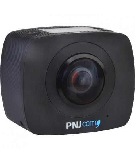 PNJCAM PANO DL 360 Caméra de sport Full HD WiFi 360°